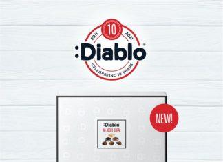 Diablo Chocolate Box